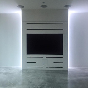 Design & Build - Entertainment Room