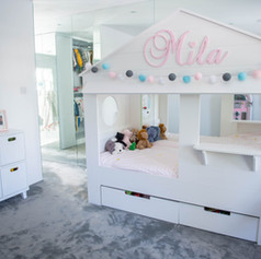 Design & Build - Girl's Room