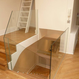 Design & Build - Staircase & Elevator