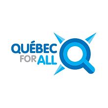 Québec for All Logo