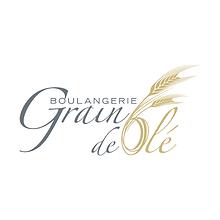 Logo de la boulangerie Grain de blé