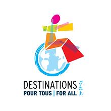 Logo du sommet des Nations Unies Destinations pour Tous