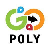Logo pour le programme d'accueil GoPoly de Polytechnique Montréal