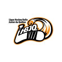 Logo de la Ligue de Hockey Balle Junior du Québec