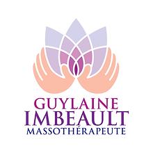 Guylaine Imbeault Massage Therapist Logo