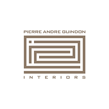 Logo de Pierre André Guindon designer d'intérieur