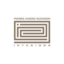 Logo for Pierre André Guindon Interior Designer