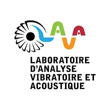 Logo de LAVA Laboratoire d'analyse vibratoire et acoustique de Polytechnique Montréal