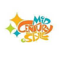 Logo pour la boutique en ligne Mid Century Style Shop