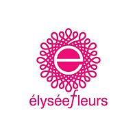 Logo pour le fleuriste Élysée Fleurs