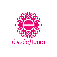 Florist Elysee Fleurs Logo