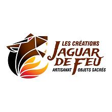 Jaguar de Feu Art and Sacred Objects Logo