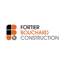 Fortier Bouchard Construction Logo