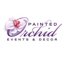 Logo de Painted Orchids Events & Decor