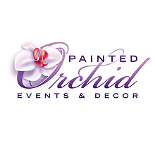 PO Events & Decor Logo