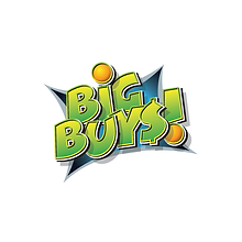 Big Buys Grocery Promotional Logo