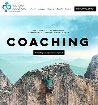 Nathalie Bouchard Professional Coaching