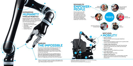 Kinova Robotics Product Brochure