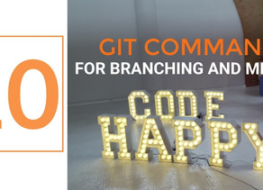 Using Git for branching and merging