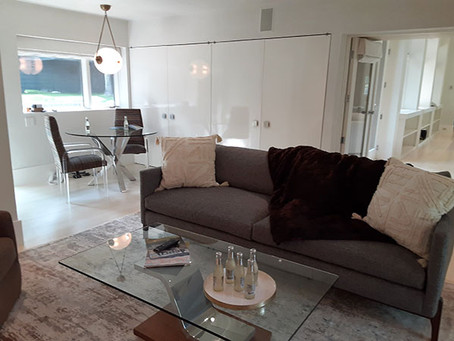 Interior Decorated Instant Home!
