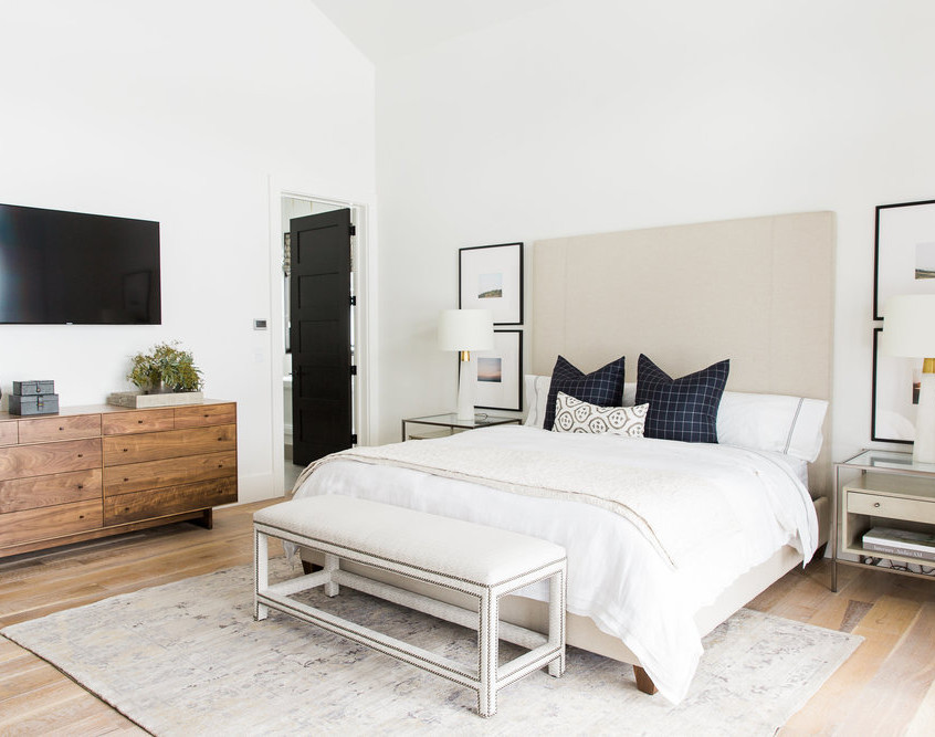 WEHO Modern Bedroom