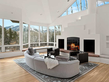 InstaHome Meets Luxury Aspen Home Staging