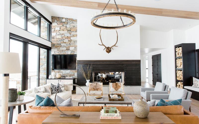 WEHO Moden Living Room