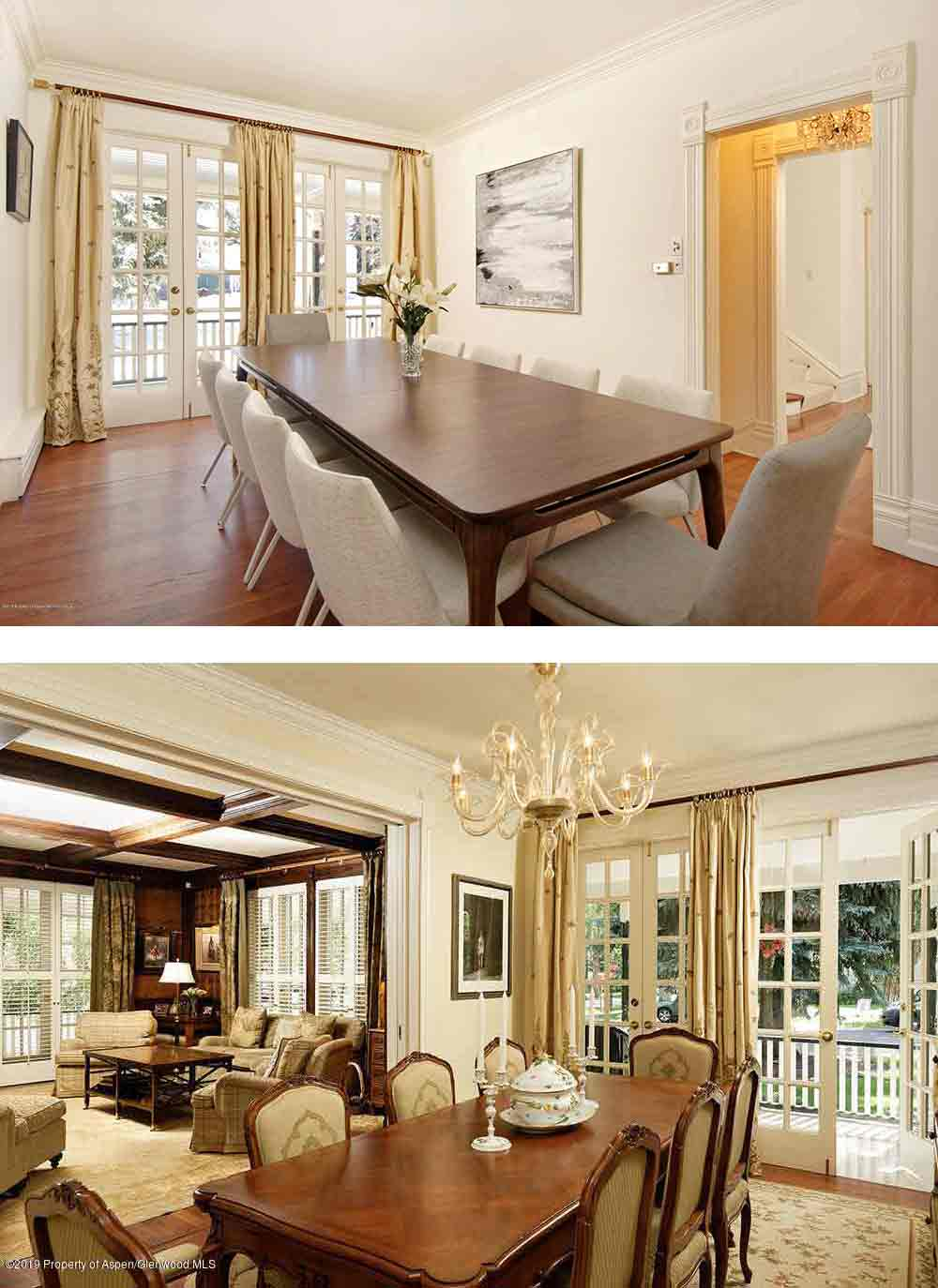 Before After Aspen Home Staging