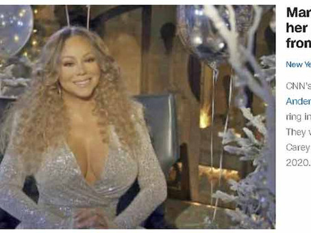Stager To The Stars! Mariah Carey and AH Staging