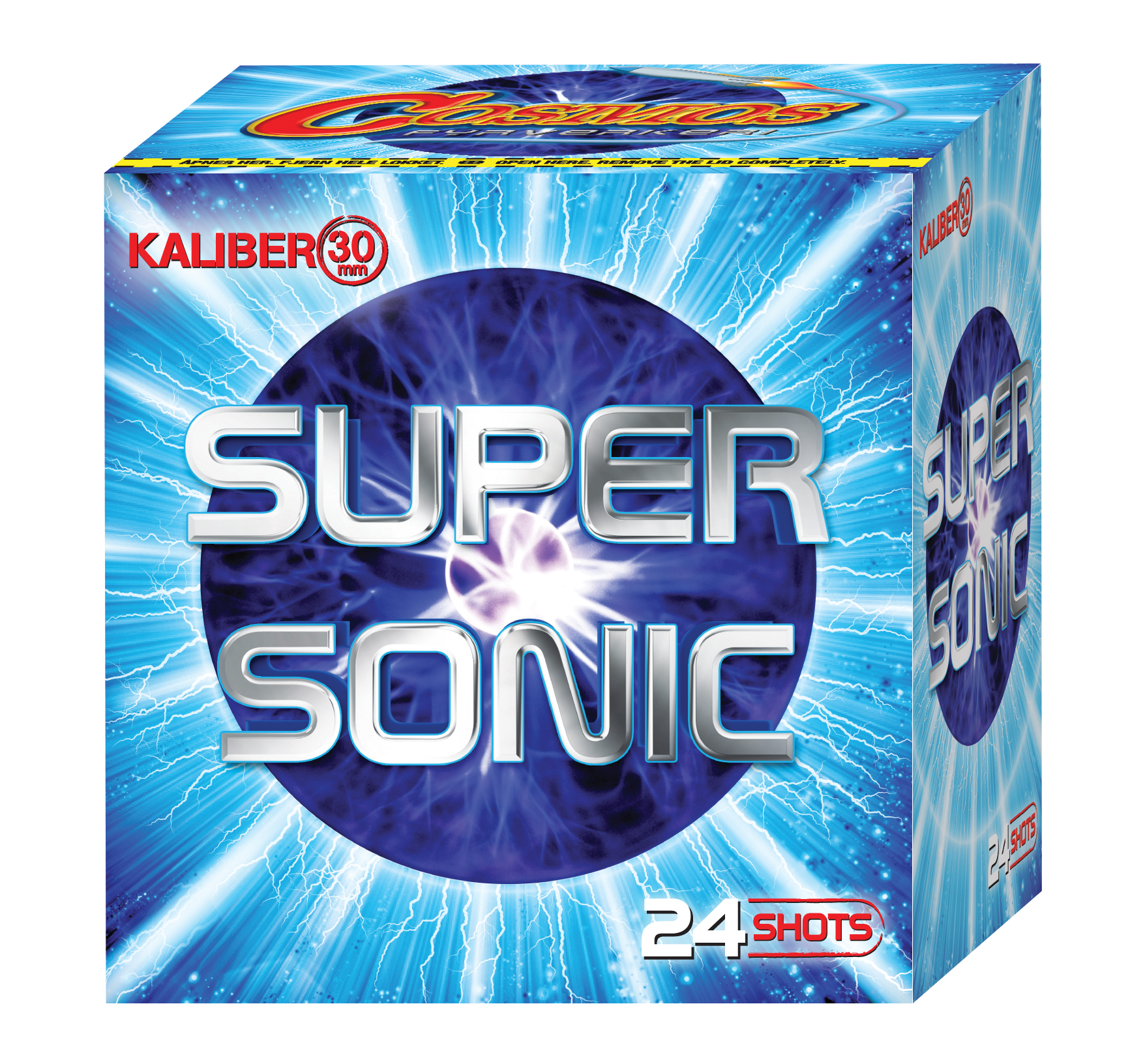 supersonic kopi