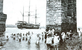 Plymouth Wild Swimming History
