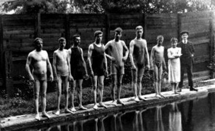 Puddling Pits Boxmoor Baths Hemel Hempsted Swimming History