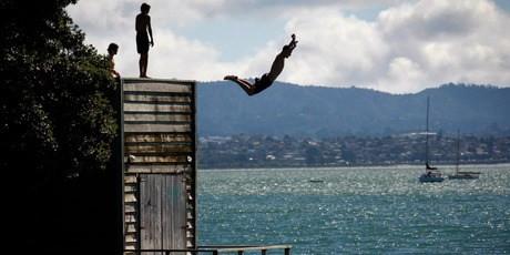 Wild Swimming New Zealand – Water Unfit