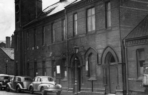 Longton Swimming History Station Road Baths