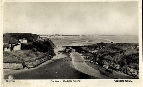 SEATON SLUICE Swimming History