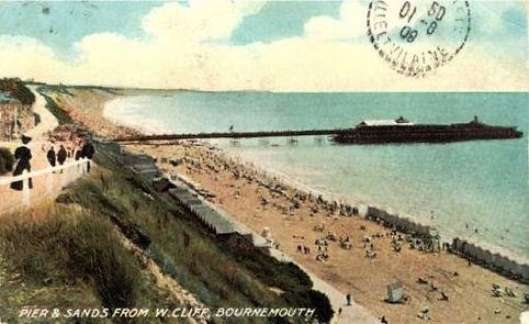 Bournemouth Bathing Machines Swimming History