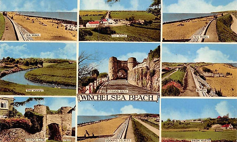 WINCHELSEA Bathing Place Beach Swimming History