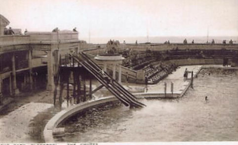 The Bath Blackpool Swimming History