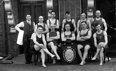 Great Grimsby Swimming HIstory
