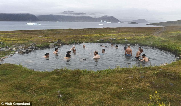 Greenland Wild Swimming