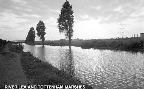 TOTTENHAM. Public Swimming The Marshes London Swimming HIstory