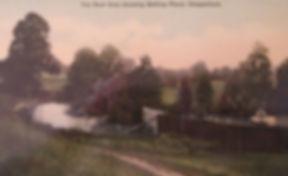 CHIPPENHAM River Bathing Place History