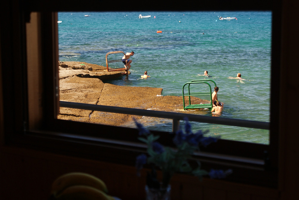 Wild Swimming La Caleta Tenerife