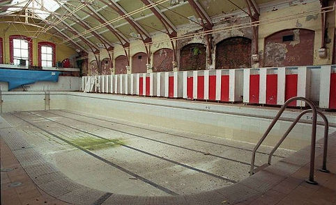 Baliol Road Swimming Baths Bootle