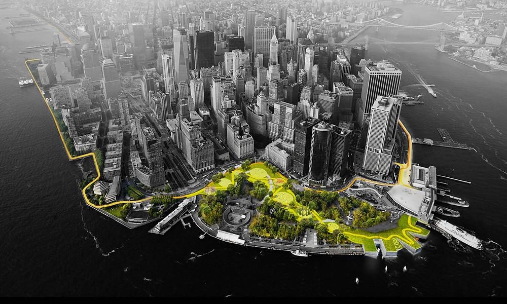 New York Flood Defenses