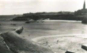 Cullercoats Bay Swimming History