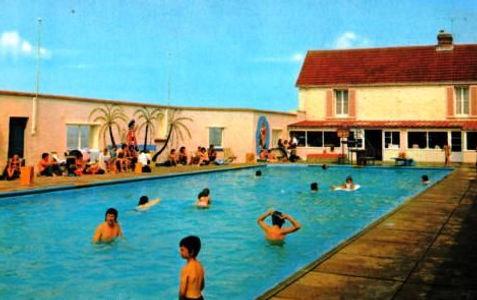 Swimming Pool Westward Ho