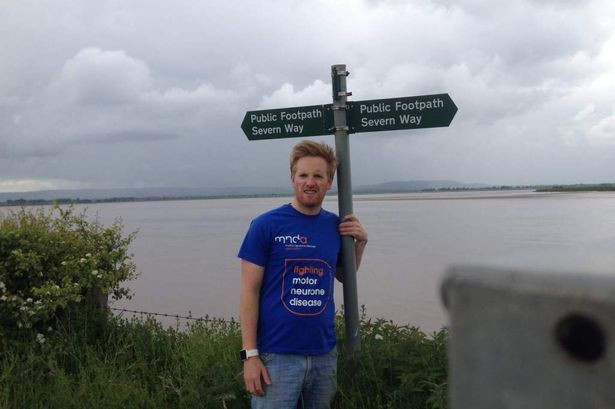 Ross O'Sullivan to Swim the Length of the Severn