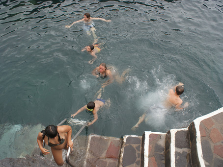 Wild Swimming – Picture of the Week: Garachico, Tenerife, Canary Islands