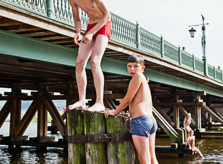 Wild Swimming Picture of the Week:  Saint Petersburg – Russia